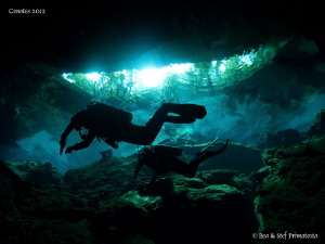 Cenotes by Bea &amp; Stef Primatesta 